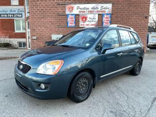 Used 2011 Kia Rondo EX/2.7L/NO ACCIDENTS/SAFETY+WARRANTY INCLUDED for sale in Cambridge, ON
