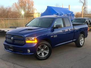 Used 2014 RAM 1500 SPORT for sale in Oakville, ON