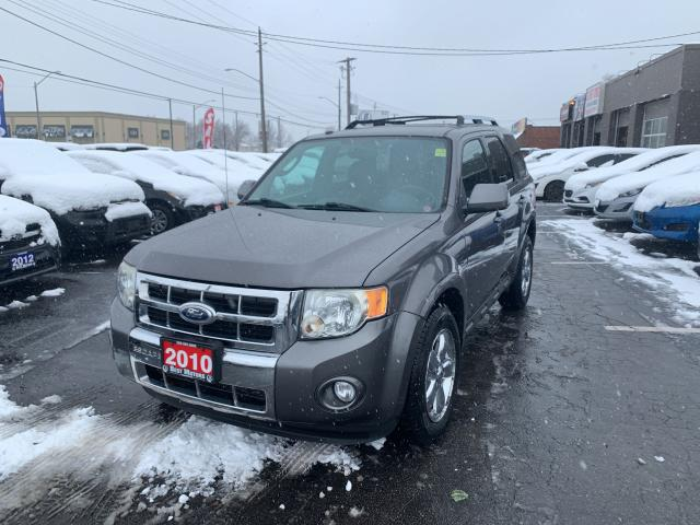 2010 Ford Escape Limited,4x4