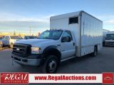 Photo of White 2007 Ford F-550