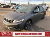 Photo of Grey 2013 Honda Civic