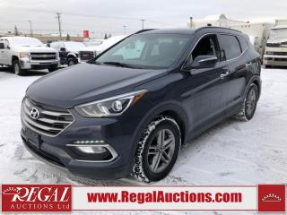Used 2018 Hyundai Santa Fe Sport Premium 4D Util AWD 2.4L for sale in Calgary, AB