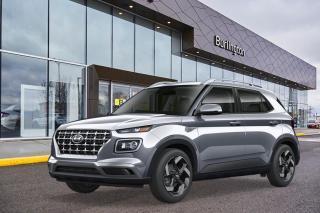 New 2021 Hyundai Venue PREFERRED for sale in Burlington, ON