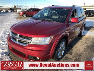 Used 2011 Dodge Journey R/T 4D Utility AWD 3.6L for sale in Calgary, AB