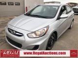 Photo of Silver 2014 Hyundai Accent