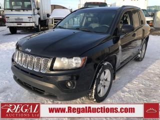 Used 2014 Jeep Compass North 4D Utility 4WD 2.4L for sale in Calgary, AB