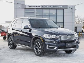 Used 2015 BMW X5 xDrive35i CLEAN CARFAX | HEATED LEATHER for sale in Winnipeg, MB