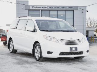 Used 2016 Toyota Sienna LE HEATED SEATS | BACKUP CAM for sale in Winnipeg, MB