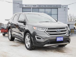 Used 2016 Ford Edge Titanium 301A | NAV | ROOF | CLEAN CARFAX for sale in Winnipeg, MB