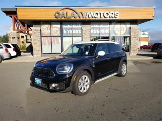 Used 2019 MINI Cooper Countryman COOPER - AWD, Leather Interior, Back-Up Camera for sale in Courtenay, BC