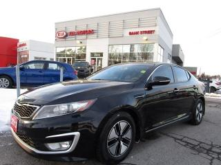 Used 2013 Kia Optima Hybrid Base for sale in Gloucester, ON