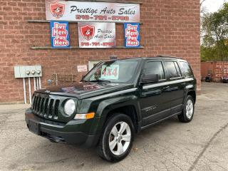 Used 2011 Jeep Patriot North/4X4/2.4L/ONE OWNER/NO ACCIDENT/SAFETY INCL for sale in Cambridge, ON