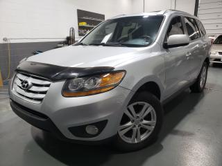 Used 2010 Hyundai Santa Fe Limited w/Navi for sale in Brampton, ON
