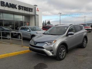 Used 2017 Toyota RAV4 Hybrid LE+ for sale in Gloucester, ON
