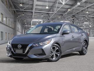New 2021 Nissan Sentra SV Moonroof Pkg! for sale in Winnipeg, MB
