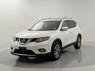 Used 2015 Nissan Rogue SL AWD, Leather, Navigation, 360 Camera's for sale in Winnipeg, MB