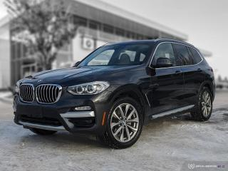 Used 2019 BMW X3 xDrive30i Local! Enhanced w/ Heads Up Display! for sale in Winnipeg, MB