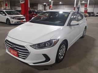 Used 2017 Hyundai Elantra LE AUTO *** FRESHLY TRADED!!! *** for sale in Nepean, ON