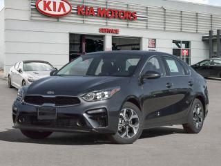 New 2021 Kia Forte EX *Heated Wheel! for sale in Winnipeg, MB