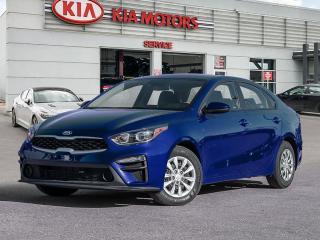 New 2021 Kia Forte LX  *Heated Seats! Rear Cam! for sale in Winnipeg, MB