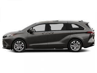 New 2021 Toyota Sienna XSE COMING SOON! for sale in Winnipeg, MB