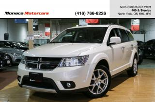 Used 2015 Dodge Journey R/T AWD - 7PASSENGER|BACKUP|NAVI|SUNROOF|DVD for sale in North York, ON