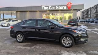 Used 2017 Hyundai Sonata GL htd seat REAR CAM Bluetooth FACTRY WARRANTY! for sale in Winnipeg, MB
