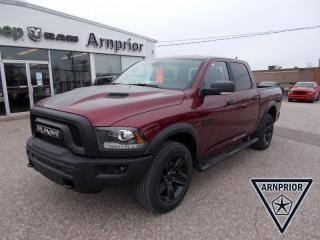 New 2021 RAM 1500 Classic Warlock for sale in Arnprior, ON