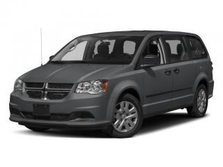 Used 2017 Dodge Grand Caravan Crew   Power Seats   17-Inch Alloys for sale in Kingston, ON