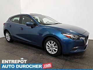 Used 2017 Mazda MAZDA3 GS Automatique - A/C - Caméra de Recul for sale in Laval, QC