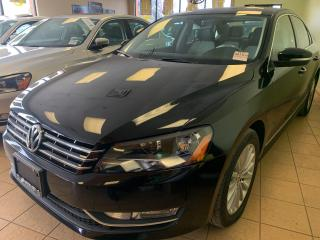 Used 2015 Volkswagen Passat Comfortline SOLD SOLD SOLD for sale in Concord, ON