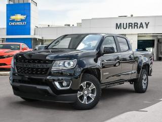 New 2021 Chevrolet Colorado 4WD Z71 for sale in Winnipeg, MB