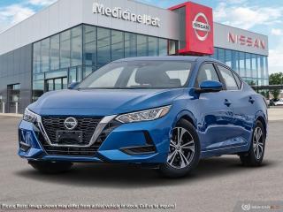 New 2021 Nissan Sentra SV CVT for sale in Medicine Hat, AB