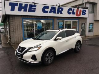 Used 2019 Nissan Murano SV AWD - MOONROOF - BACK UP CAMERA - NAVI! for sale in Ottawa, ON
