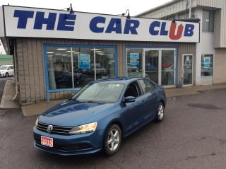 Used 2015 Volkswagen Jetta Trendline+ - AUTO - A/C - BACK UP CAMERA! for sale in Ottawa, ON