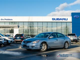 Used 2010 Nissan Altima 2.5 SL for sale in Port Coquitlam, BC