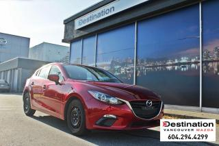 Used 2015 Mazda MAZDA3 GS - with heated seats for the cold season ahead! for sale in Vancouver, BC