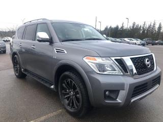 Used 2020 Nissan Armada Platinum 4x4 for sale in Charlottetown, PE
