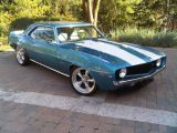 Photo of LEMANS BLUE 1969 Chevrolet Camaro