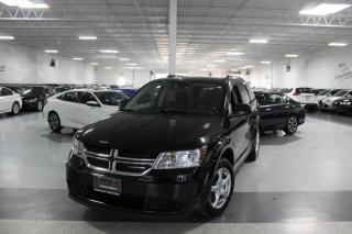 Used 2011 Dodge Journey POWER OPTIONS I KEYLESS ENTRY I BLUETOOTH I CRUISE I AS IS for sale in Mississauga, ON