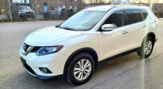 Used 2016 Nissan Rogue NO ACCIDENTS | ONE OWNER | HEATED SEATS | SV TRIM for sale in Concord, ON