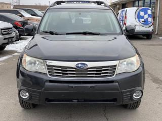 Used 2010 Subaru Forester 5dr Wgn Man 2.5X Touring *Ltd Avail* for sale in Brampton, ON