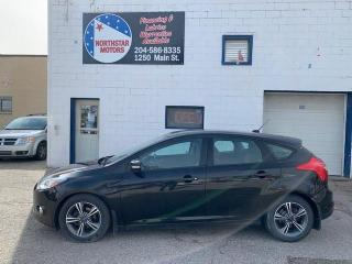 Used 2014 Ford Focus 5DR HB SE for sale in Winnipeg, MB