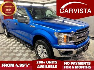 Used 2019 Ford F-150 XLT SUPERCREW 4X4 -NO ACCIDENTS/5'5