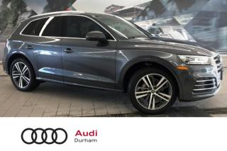 Used 2018 Audi Q5 2.0T Progressiv + Pano Roof | Nav | Side Assist for sale in Whitby, ON
