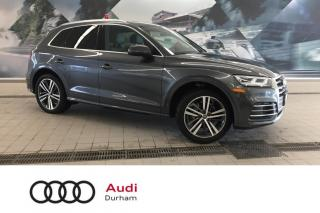 Used 2018 Audi Q5 2.0T Technik + Virtual Cockpit | B&O | Side Assist for sale in Whitby, ON
