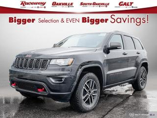 New 2021 Jeep Grand Cherokee TRAILHAWK 4x4 for sale in Etobicoke, ON