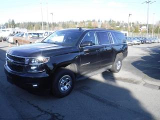 Used 2016 Chevrolet Suburban LT 1500 4WD With 3rd Row Seating for sale in Burnaby, BC