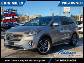 Used 2017 Hyundai Santa Fe XL Limited  NAVI|PANO ROOF|SNOW TIRES|LOADED| for sale in Mississauga, ON