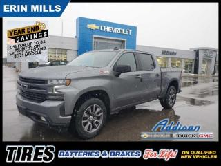 New 2021 Chevrolet Silverado 1500 RST for sale in Mississauga, ON